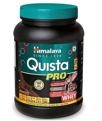 Himalaya-Quista Pro-Advanced-Protein-powder
