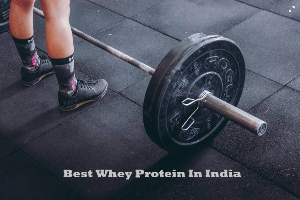 best-whey-protein-in-India