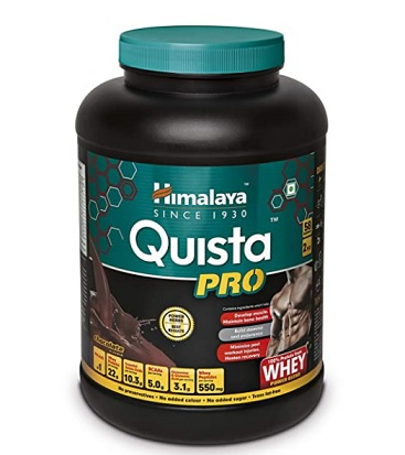 Himalaya quista pro review